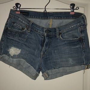 Shorts - Citizens of humanity cut off shorts. Size 28